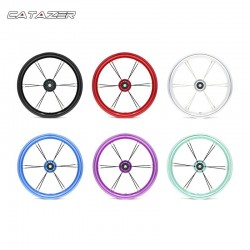 12 Inch Super Light  Aluminum Wheelset Kids Balance Bike Colorful Aluminum Alloy Wheelset Child Kokua 85mm Bicycle Part
