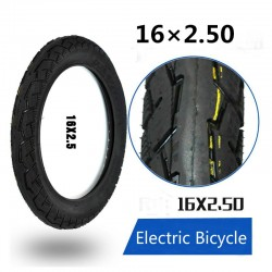16X2.50 tire 16*2.50 electric bicycle tire and motorcycle battery car electric tire 16 inch
