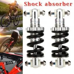 1 Paar 100/125/150Mm Universele Mountainbike Fiets Schokdemper Achterwielophanging Demper Lente Mtb Fiets accessoires ZJ55