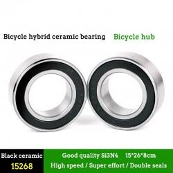 1 Paar High Speed Bike Fiets Hub Hybride Keramische Lagers Voor Mtb Mountainbike Road Fietsen Voor Fiets Hubs