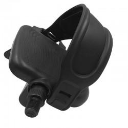 1 Paar Hometrainer Pedaal Riemen Verbreed Fiets Pedaal Bandjes Voor Hometrainer Stationair Cyclus Thuis Of Gym Riemen
