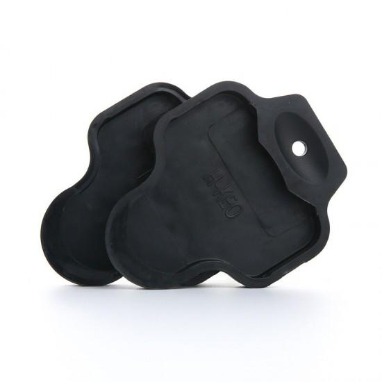 1 Paar Rubber Cleat Covers Compatibel Met Look Keo Racefiets Locking Pedaal Protector Zelfsluitende Pedalen Mouwen