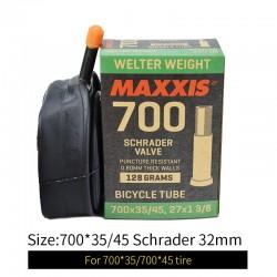 1pc Ultralight MAXXIS bicycle inner tube all size 20 26 27.5 29 700C AV FV stab blow proof MTB road bike inner tubes camera tire