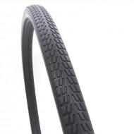 24 *1 3/8 Bicycle Tire Shared Bicycle Lithium-ion Bicycle 24-inch Wheelchair PU Inflatable Solid Tire Mountain Bike Tires