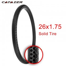 26*1.75/ 1.95  bicycle solid Tire 26 Inch Non-pneumatic Airless Non inflationTire do not need tube
