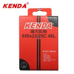 650C KENDA Bicycle inner tube 650*23-25C FV 48L Presta 48mm Road Bicycle inner tube