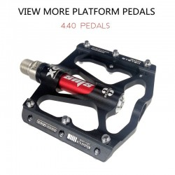 Aluminium Legering Fiets Pedaal Mountainbike Pedaal Mtb Road Fietsen Sealed 3 Lagers Pedalen Voor Bmx Ultralichte Fiets pedalen