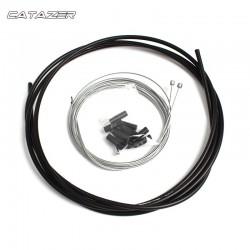 Catazer 1 Set Van 2.5M En 2M Voor Fiets Gear Shifters Voor Mtb Racefiets Vouwfiets shift Lijn Remleiding Kabel
