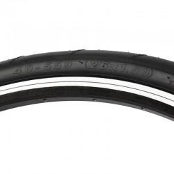 Catazer 26*1.5 60TPI Mtb Mountainbike Fietsband Duurzaam Fietsband Vouwen Ontvouwen Fietsen Tire Slijtvaste Band