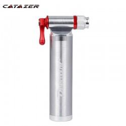 Draagbare Mini Fiets Pomp CO2 Ultralight Air CO2 Inflator Fietsen Pomp Fiets Bal Pomp Schrader & Presta Mini Fiets Accessoires