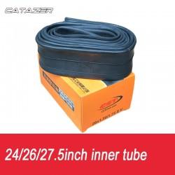 Fiets Binnenband Voor Bmx Mountainbike Band Butyl Rubber Fiets Buis Band 24/26X1.90/2.125 26/27.5X1.95 26X1.5/1.75