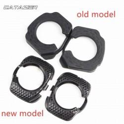 Fiets Pedaal 1 Paar Pedalen Schoenplaten Bescherming Cover Voor Speedplay Zero J & L Sporting Bike Pedalen Schoenplaten
