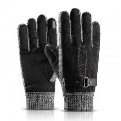 Fietsen Handschoenen Touch Screen Handschoenen Professionele Winter Waterdicht Winddicht Mountainbike Handschoenen Volledige Vinger