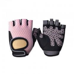 Gewichtheffen Gym Handschoenen Training Fitness Handschoenen Mannen Sport Oefening Antislip Ademende Handschoenen Vrouwen Yoga Handschoenen