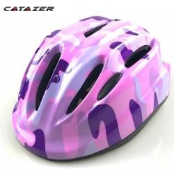 Kinderen Camouflage Helm Dikkere En Lichter Kinderen Veiligheid Helm Rolschaatsen Helm Integraal-Gegoten Helm
