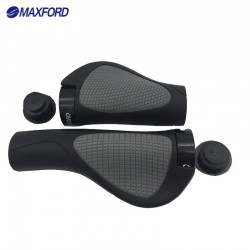 MAXFORD MTB mountain bike Grips Folding Bike Grip Bicycle handlebar Parts Cycling accessories Rubber Bar End 130mm+95mm length