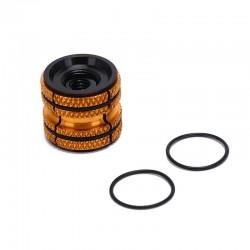 Plug Stem Top Cap Carbon Vork Uitgebreid Core Schroeven Geschikt Voor Buitendiameter 28.6Mm Vork Gewicht 13G Bike headset Expander
