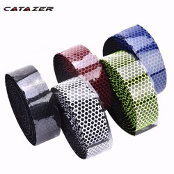Road Bike Silicone Handlebar Tape Anti-Slip Three-Dimensional Hive Comb Belt Breathable Ultralight Bicycle Bar Tape