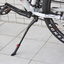 Verstelbare Fiets Kickstand Aluminium Bike Side Folding Fietsen Side Stand Parking Been Staaf Weg Mountainbike Onderdelen