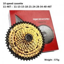 10-Speed 11-46T Cassette Tandwiel 10 S 20 S 30 S Vliegwiel Fiets Compatibel Xt Slx xo X0 X9 X7 Fiets Vrijloop