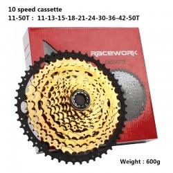 10-Speed 11-50T Cassette Tandwiel 10 S 20 S 30 S Vliegwiel Fiets Compatibel Xt Slx xo X0 X9 X7 Fiets Vrijloop