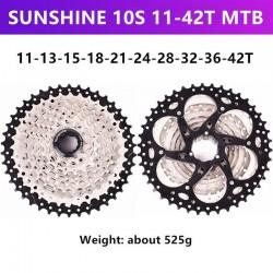 10Speed Freewheel Mtb Mountainbike Fiets Cassette Vliegwiel 11-42T Voor Shimano Sram