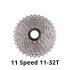 Racefiets Vrijloop 11-32T Fiets Vliegwiel Staal 11S Speed Cassette vrijloop Voor Shimano Sram