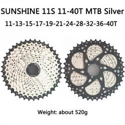 11Speed Freewheel Mtb Mountainbike Fiets Cassette Vliegwiel 40T Voor Shimano Sram
