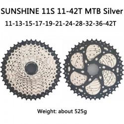 11Speed Freewheel Mtb Mountainbike Fiets Cassette Vliegwiel 42T Voor Shimano Sram